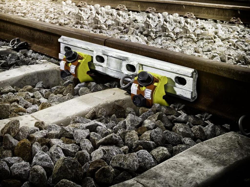 Rail Clamp Robel